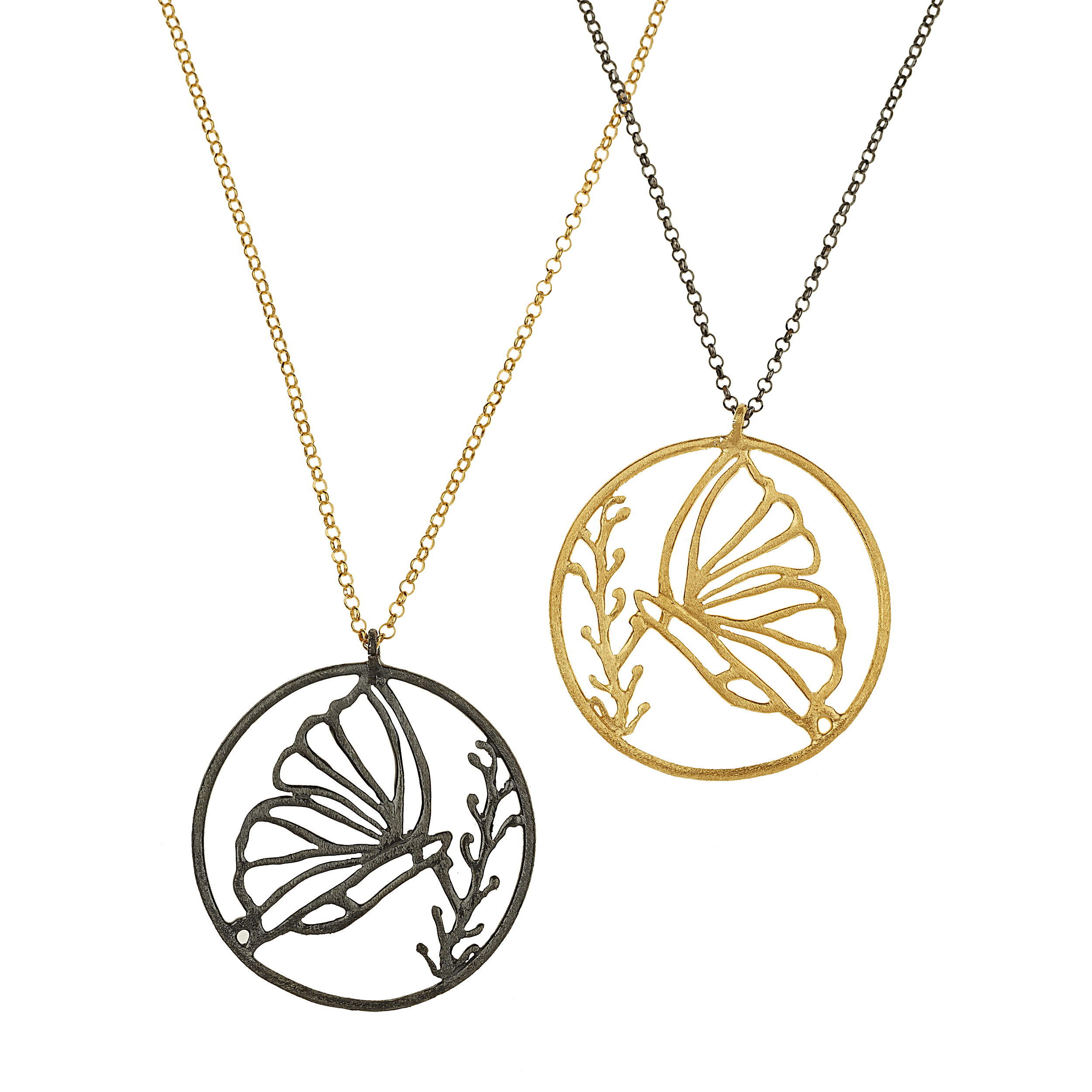 d5f991a1dfd239 MADAME BUTTERFLY Necklace – Danai Giannelli
