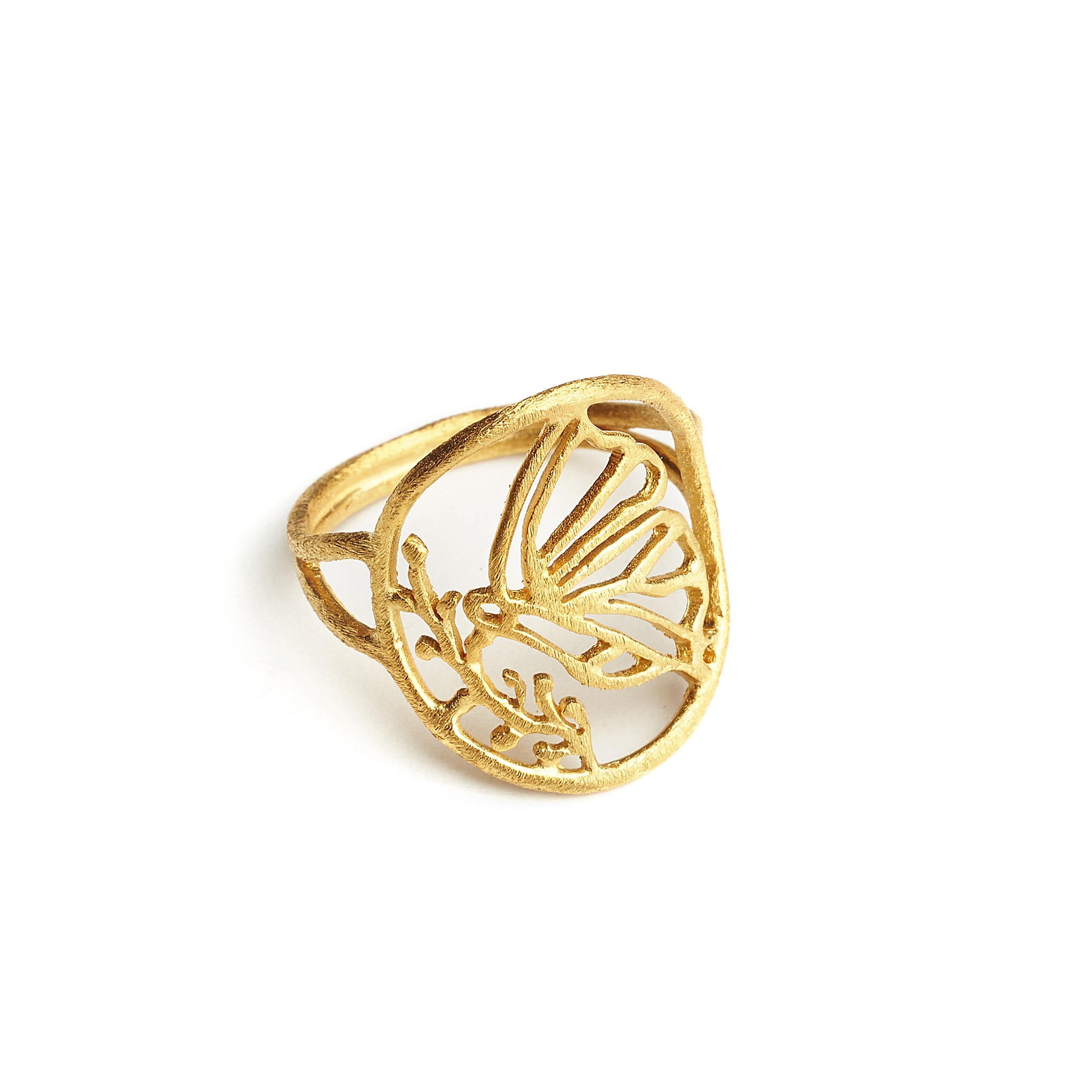 6abde8f23656e1 MADAME BUTTERFLY Ring – Danai Giannelli