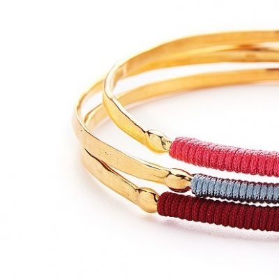 Chromata bangles silver autumn colors detail-danaigiannelli (2)